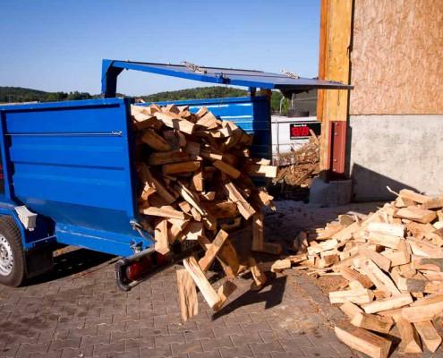 BennoBeck - Brennholz und Hackschnitzel