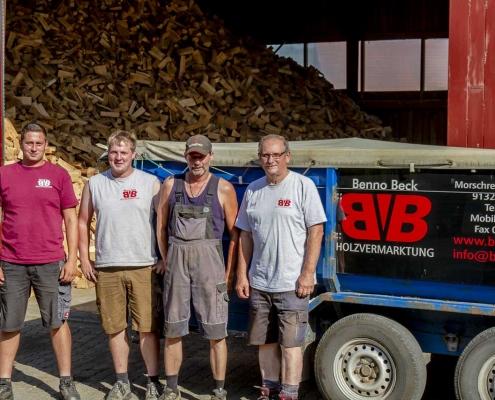 BennoBeck Brennholz - Unser Team